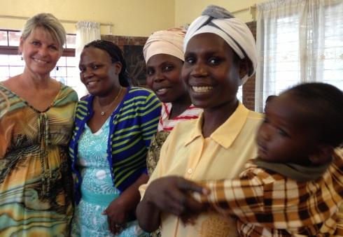 Burundi Women 2013